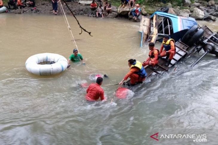 Keterangan Dishub terkait kecelakaan bus Sriwijaya di Lematang Pagaralam