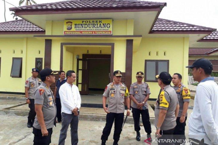 Kapolda Bengkulu ajak warga jaga keamanan selama Natal