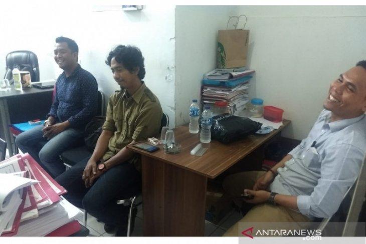 Jurnalis LKBN ANTARA korban kekerasan oknum polisi jalani pemeriksaan