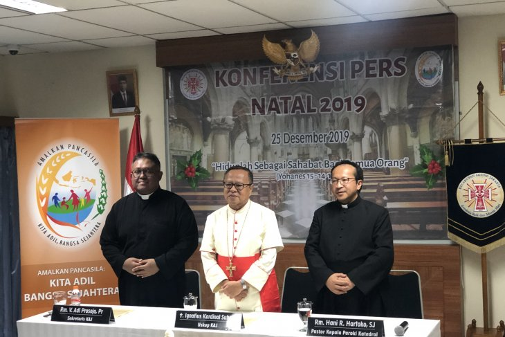Jakarta Archdiocese Bishop underscores importance of friendship