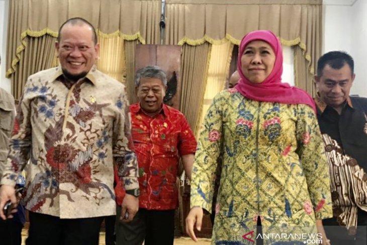 La Nyalla Mattalitti apresiasi penunjukan Nana Sudjana sebagai Kapolda Metro Jaya