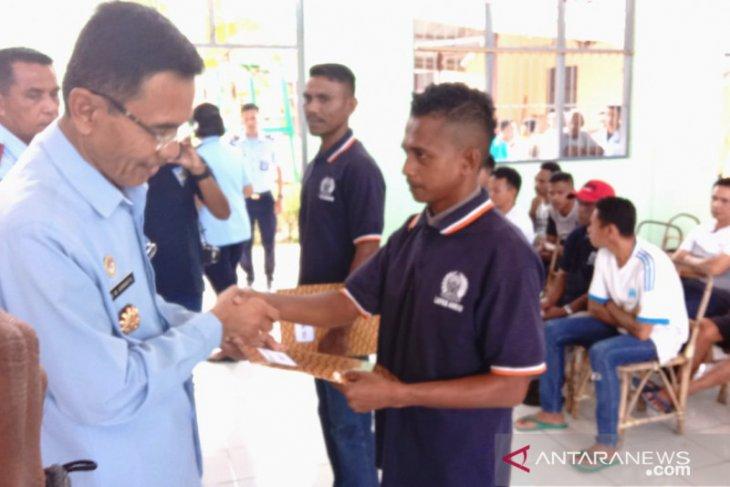 188 Napi di Lapas Ambon dapat remisi Natal
