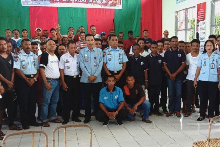 Tiga napi RMS di Ambon dapat remisi