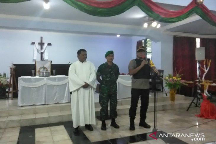 Pantau perayaan Natal, Dandim-Kapolres Pamekasan jamin keamanan umat Kristiani