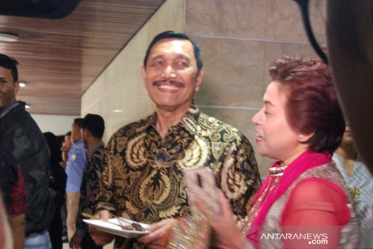 Christmas becomes annual reflection: Luhut