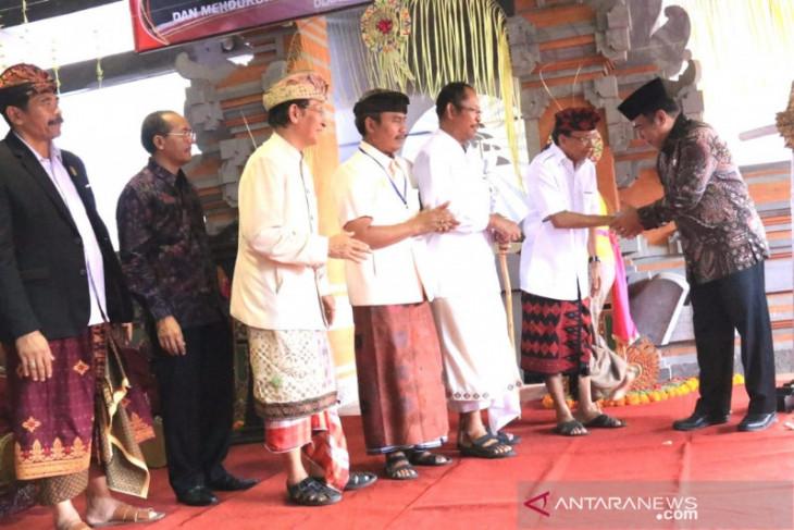Di Bali, Menag buka Mahasabha X