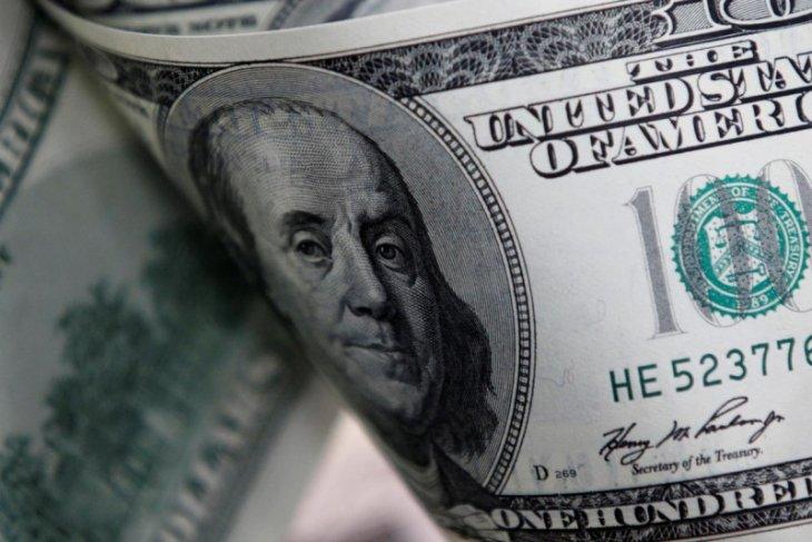 Dolar Amerika sedikit berubah dalam perdagangan jelang libur Natal