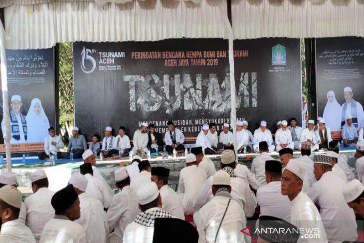 Peringatan 15 tahun tsunami bersamaan dengan gerhana matahari cincin