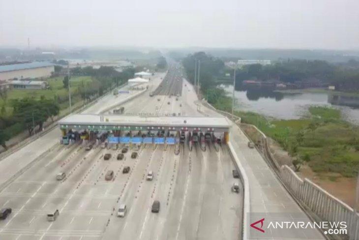 47,000 vehicles entered Jakarta on Christmas day