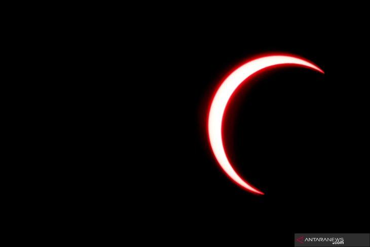 Warga Jakarta bisa lihat gerhana matahari secara daring