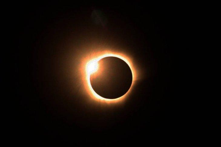 Akan ada 13 gerhana matahari lintasi Indonesia pada 2020-2100