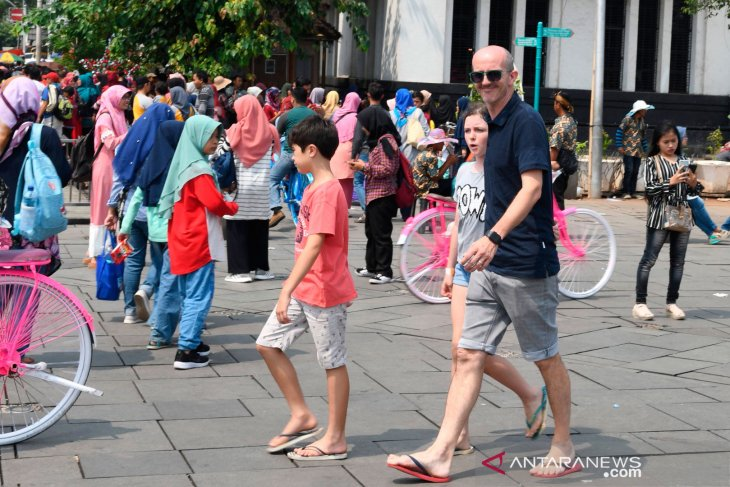 China led influx of tourists to Jakarta in September: BPS