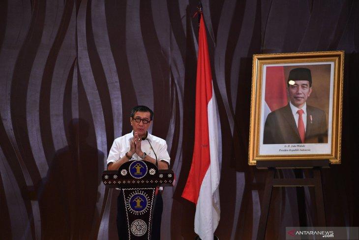 Kemenkumham mencatat 3,7 juta warga Tiongkok lintasi Indonesia pada 2019