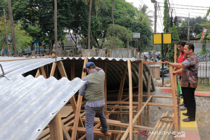 Dinas PUPR tegaskan pembangunan 17 jembatan di Kota Tangerang selesai sesuai target