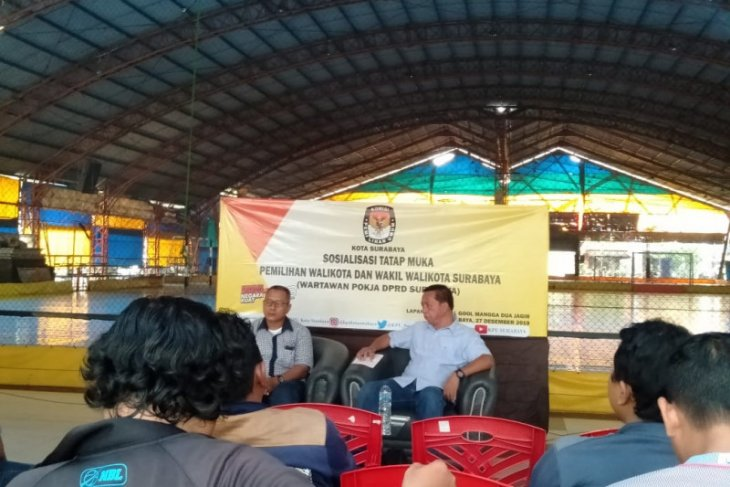 PWI  imbau media tidak jadi alat kepentingan Pilkada Surabaya