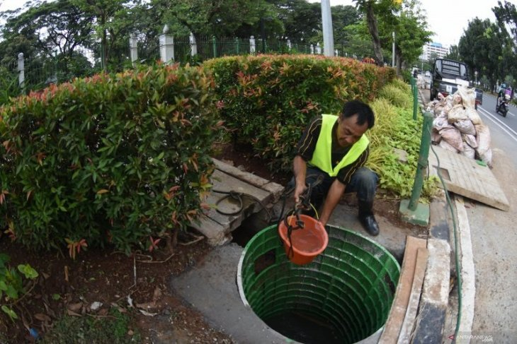 300 infiltration wells installed in C Jakarta to prevent flooding