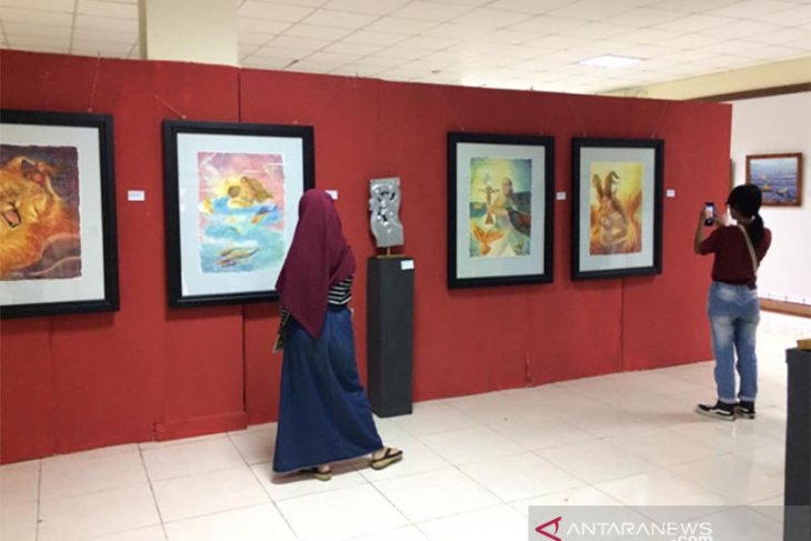 26 Desember-6 Januari, mahasiswa seni rupa Undiksha pamerkan karya studi khusus