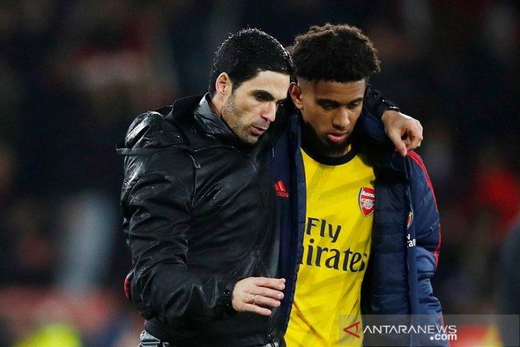 Manajer Arsenal Arteta berharap akhiri 2019 dengan energi positif