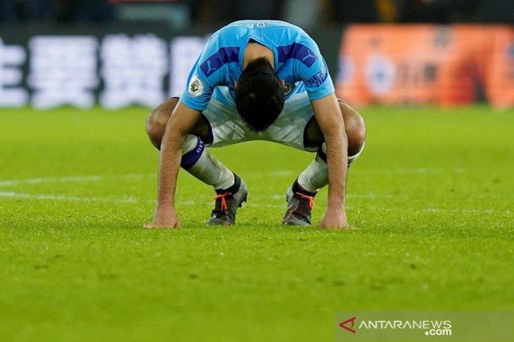 Man City kecewa larangan tampil di Eropa dua musim ke depan