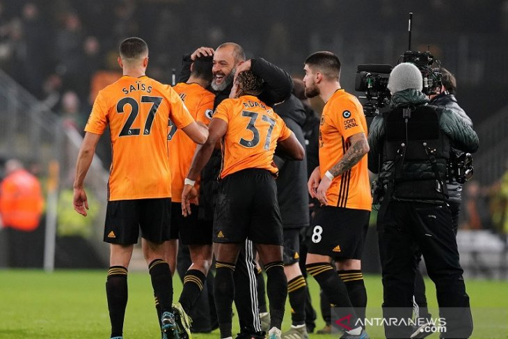 Jadwal Liga Inggris: Liverpool dan euforia kemenangan Wolverhampton