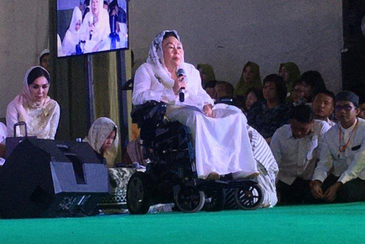 Istri Gus Dur: Indonesia alami defisit tradisi