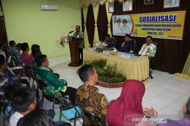 Bupati HSS : RPJMD kumpulan janji politik dari seorang pemimpin terpilih