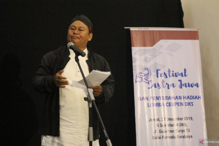 Sastra Jawa bertahan di era milenial