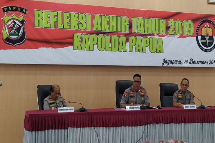 10 anggota TNI-Polri meninggal akibat Kontak tembak dengan KKB