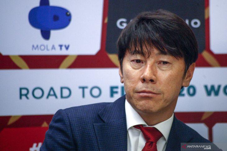 PSSI resmi perkenalkan pelatih timnas Indonesia yang baru