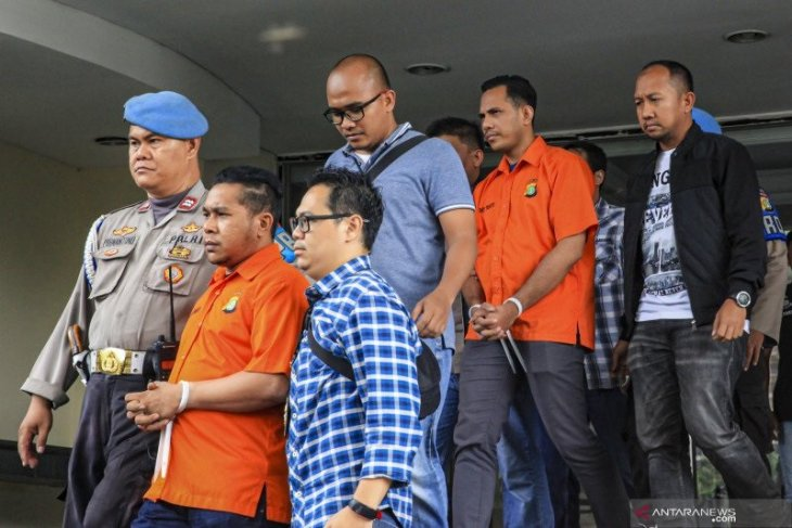 Polisi berkomitmen  ungkap kejadian Novel