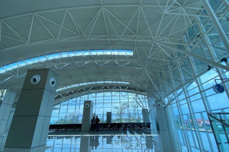 Bandara Jambi terima penghargaan internasional dari ACI