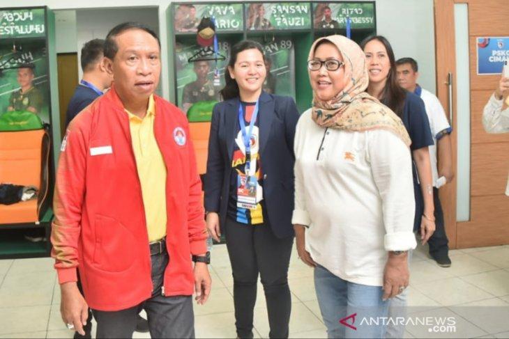 Menpora senang Bogor alokasikan dana untuk Stadion Pakansari