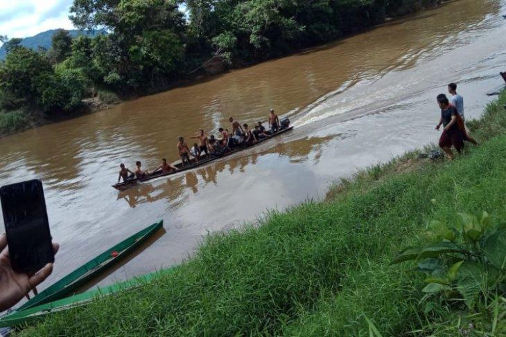 Anita ditemukan tewas di Sungai Mentebah