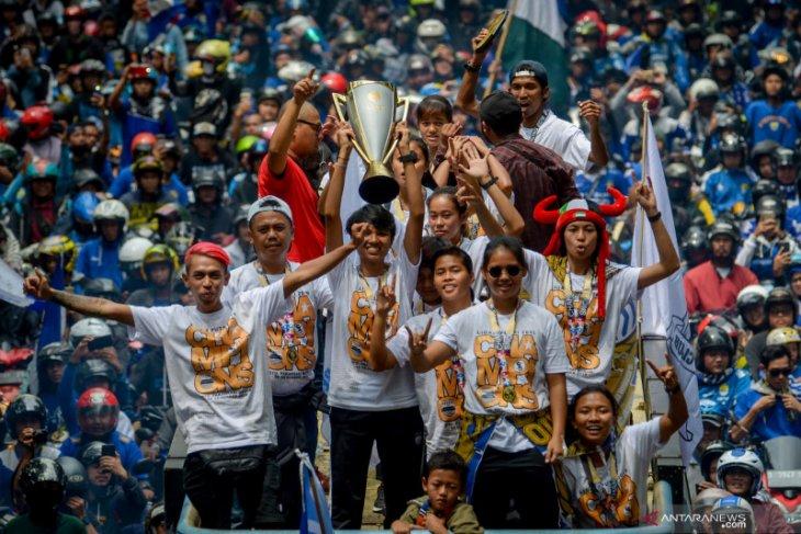 Akademi Persib putri terpilih melalui program pengembangan bakat FIFA