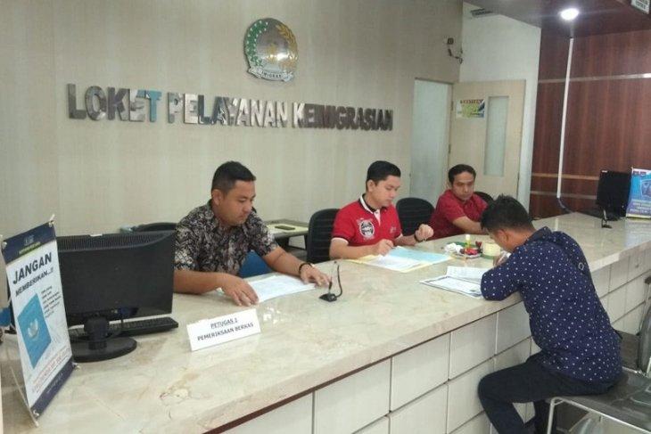 Imigrasi Langsa layani pembuatan paspor pada hari libur