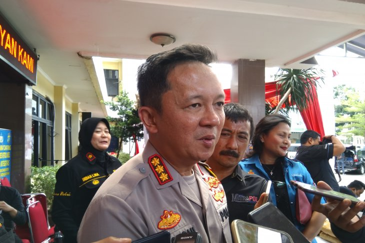 South Jakarta police suspend van driver TP's civil servant status