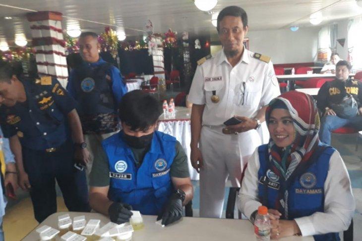 BNNP Malut lakukan opererasi Bersinar di bandara dan pelabuhan