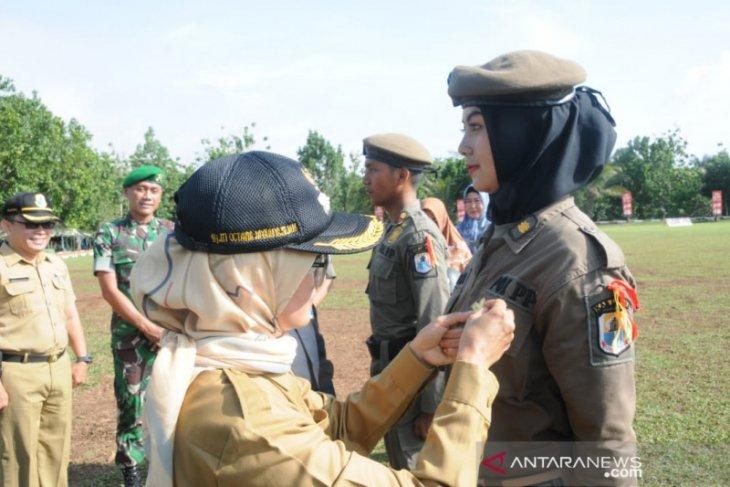Satpol PP Lebak ikuti diklat lanjutan di Rindam III/Siliwangi