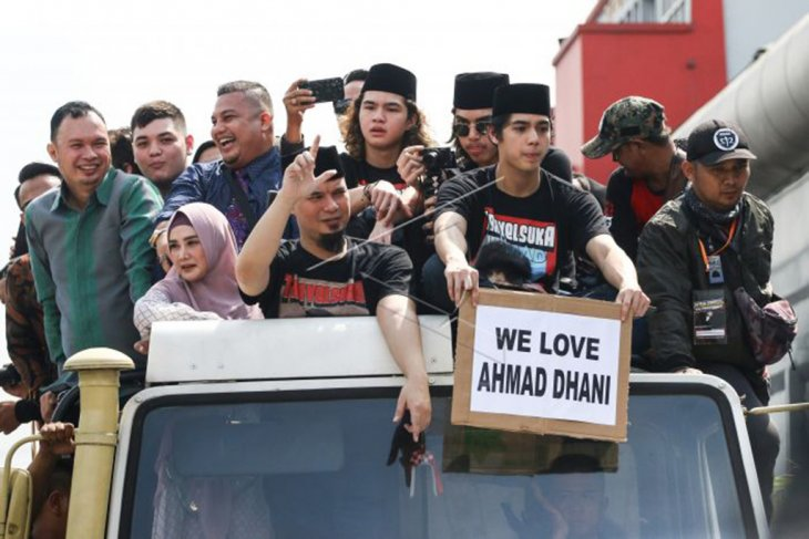 Ahmad Dhani bebas dari penjara