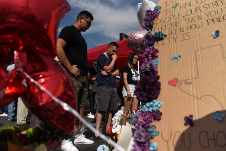 Kasus penembakan di Texas sebabkan 14 orang terluka, satu tersangka buron