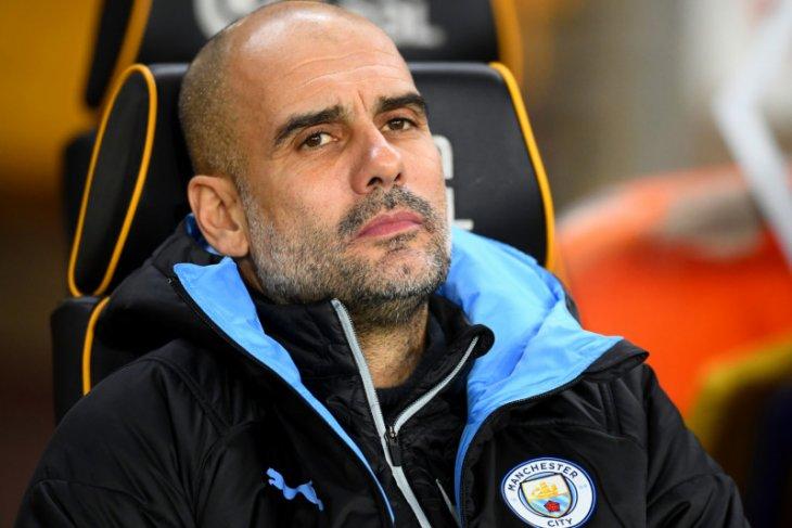 Liga Champions jadi penentu nasib Guardiola bersama Manchester City