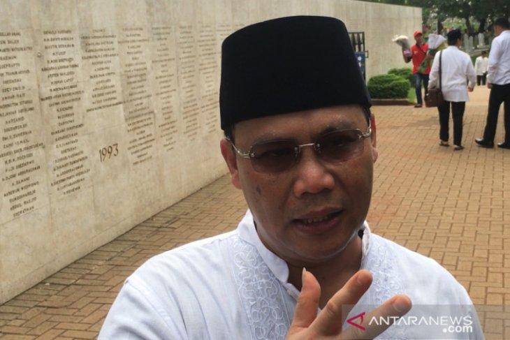 Basarah: Dua stafsus Presiden mundur, untuk menghindari