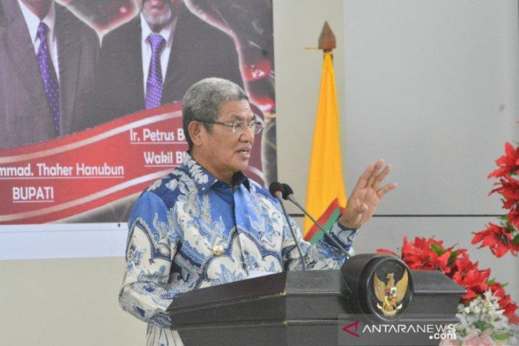 Bupati Pinjaman ke PT SMI tidak lagi Rp250 miliar
