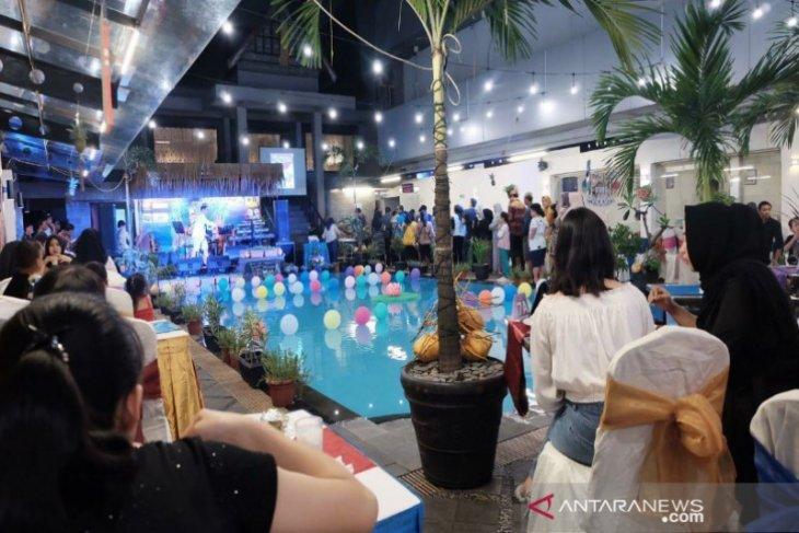 Tingkat hunian hotel malam tahun baru di Medan 70 persen, lebih rendah dari tahun lalu