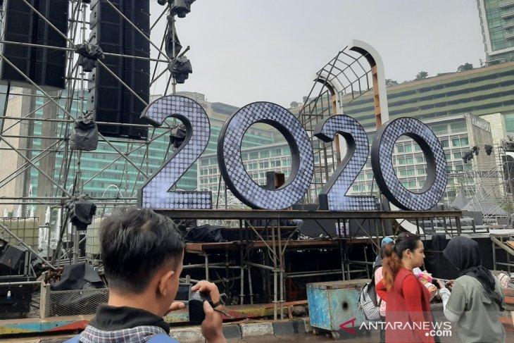 Cek daftar penampil yang akan mengisi malam perayaan tahun baru di Jakarta