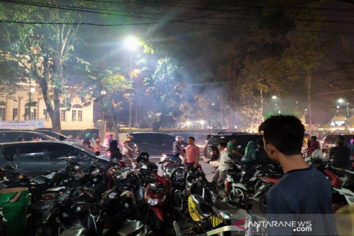 Polisi usut kasus pencurian pagar Lapangan Merdeka Medan