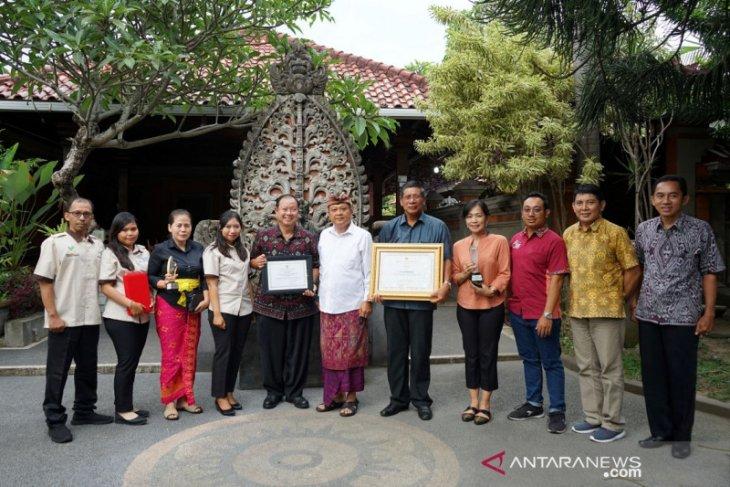 Pemkot Denpasar raih penghargaan KPM dan PKH tingkat nasional