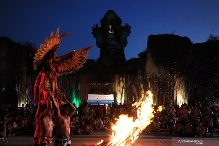 GWK Bali New Year's Eve celebrations to feature 20,000 fireworks