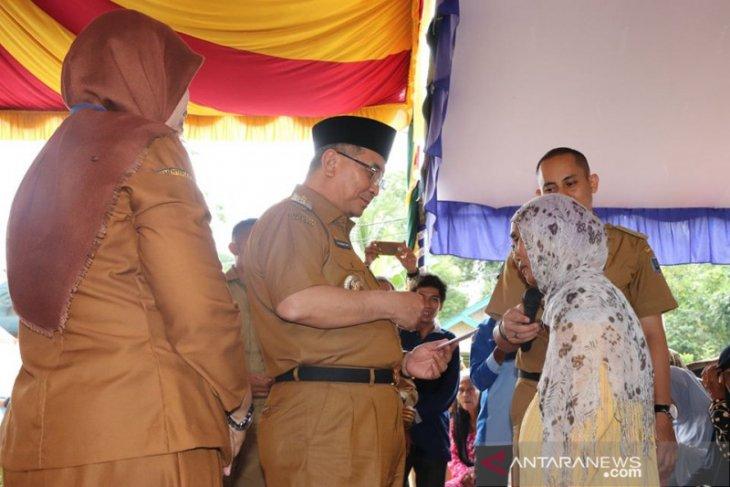 Tahap II bansos di Telaga Langsat dan Angkinang kembali disalurkan