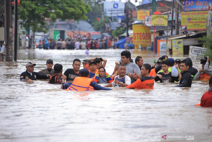 House urges government to comprehensively deal with Jakarta's floods